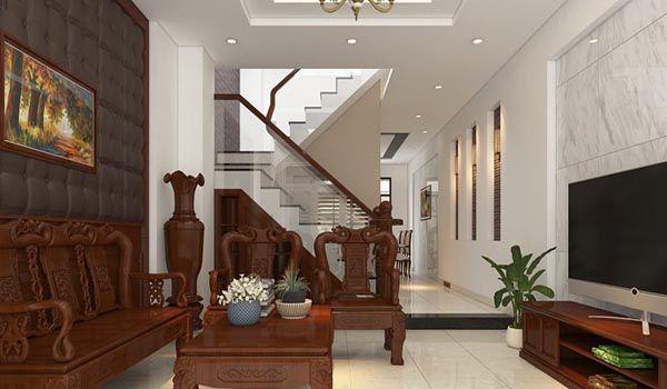 Cách thiết kế nội thất phòng khách nhà ống đẹp - Nadu Furniture