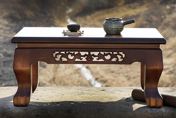 Bàn trà kiểu Nhật đang là 1 xu hướng của nội thất hiện đại - Nadu Furniture