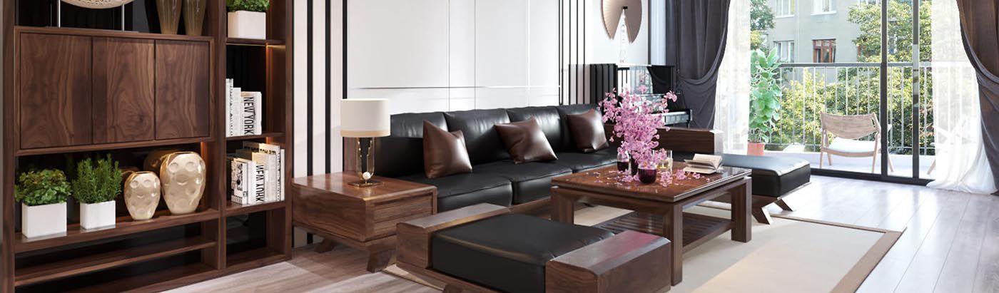 Banner Showroom nội thất cao cấp Nadu Furniture