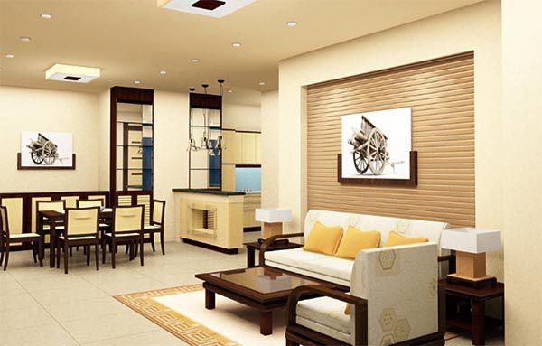 Chọn màu sơn nhà theo mệnh Kim - Nadu Furniture