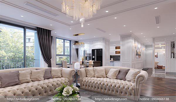 Chọn sofa phòng khách theo phong thủy và hợp mệnh đang hot trong những năm gần đây