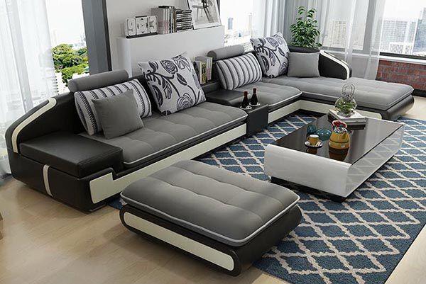 Ghế sofa phòng khách là 1 trong những món đồ nội thất đầu tiên bạn cần - Nadu Furniture