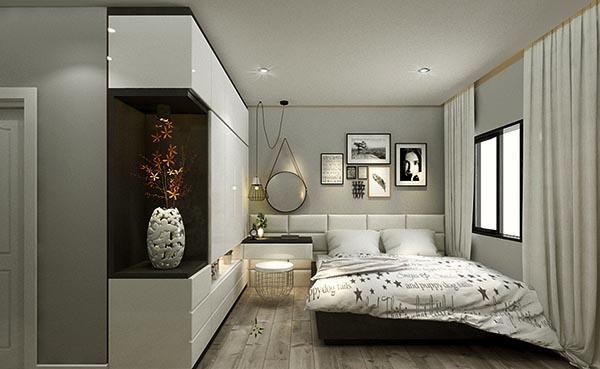 Giường ngủ chắc chắn cho cảm giác ngủ an tâm và ngủ sâu hơn - Nadu Furniture