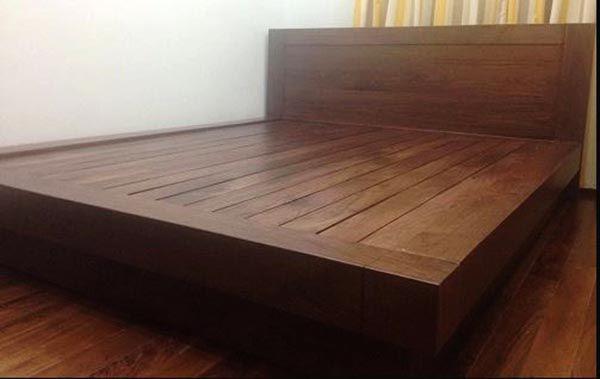 Giường ngủ gỗ óc chó luôn là sự lựa chọn hoàn hảo cho phòng ngủ của bạn