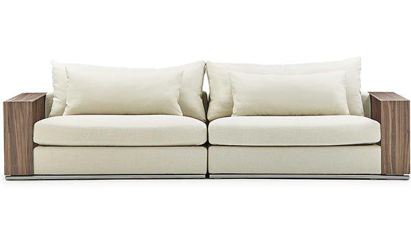 Kiểu dáng Sofa hiện đại chữ I như vị cứu tinh cho các nhà dài và hẹp - Nadu Funiture