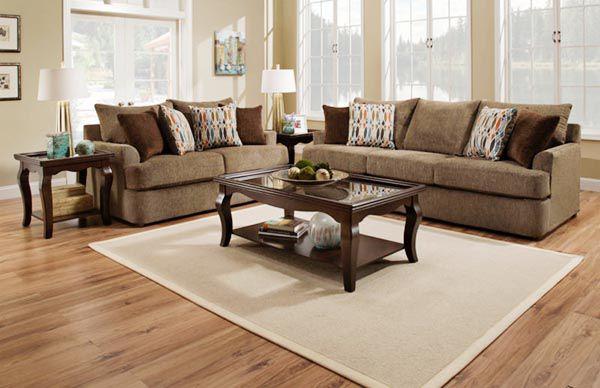 Lựa chọn Sofa kích thước phù hợp với không gian phòng khách nhỏ