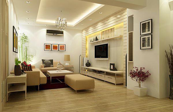 Lựa chọn thảm trang trí phải phù hợp với kích thước và không gian phòng khách