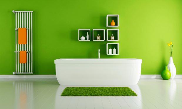 Màu sơn xanh lá cho cảm giác mát mẻ dễ chịu-Nadu Furniture