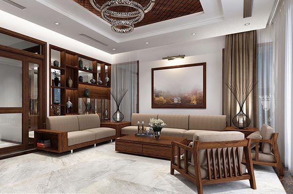 Người mệnh Mộc nên sử dụng đồ nội thất bằng gỗ có màu nâu - Nadu Funitre