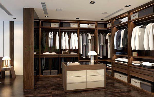 Phòng thay đồ là gì- Top 8 mẫu thiết kế phòng thay đồ trong nhà đẹp nhất 2019