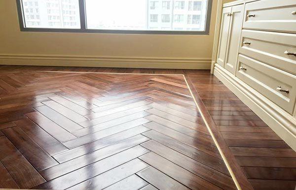 Sàn nhà gỗ óc chó đang là lựa chọn hàng đầu cho các chung cư và biệt thự cao cấp - Nadu Furniture