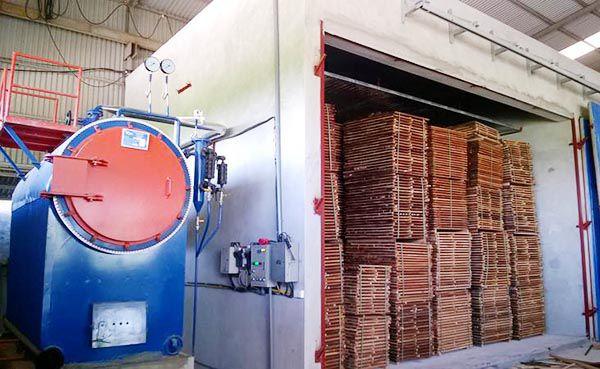 Sấy gỗ cũng yêu cầu khá khắt khe đễ gỗ đạt chất lượng tốt nhất - Nadu Furniture