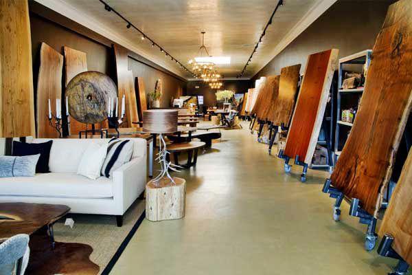 Showroom nội thất gỗ óc chó cao cấp tại Hà Nội - Nadu Furniture