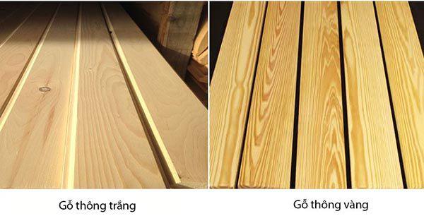 Đồ nội thất gỗ thông có điểm gì nổi bật - Nadu Furniture
