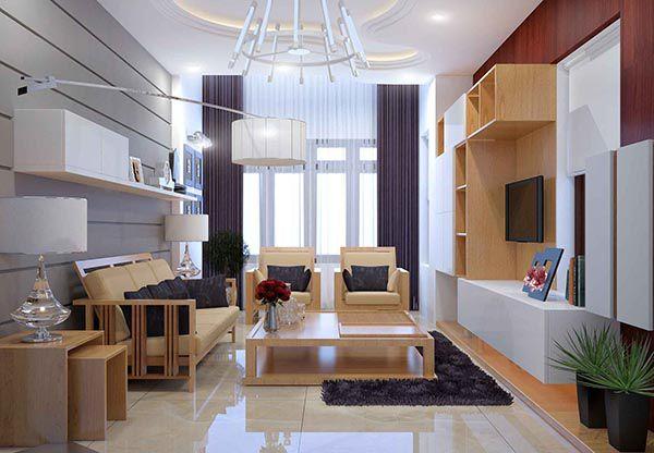 Autocad chuyên vẽ Bản thiết kế 2d- 3d nội thất phòng khách đẹp - Nadu Furniture