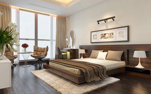 Bàn làm việc view đẹp tạo nguồn cảm hứng làm việc cho gia chủ - Nadu Furniture