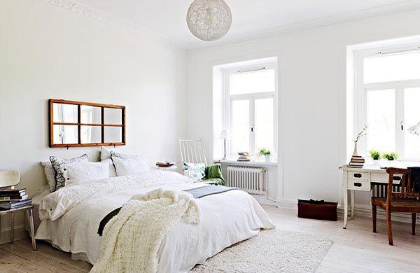 Các màu sơn phòng ngủ đẹp cho người mệnh Kim - Nadu Furniture