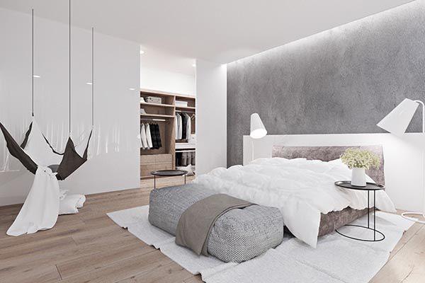 Các mẫu sơn phòng ngủ đẹp nhất hợp với mệnh Thủy năm 2019