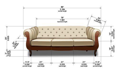 Kích thước bộ bàn ghế gỗ phù hợp nhất cho phòng khách