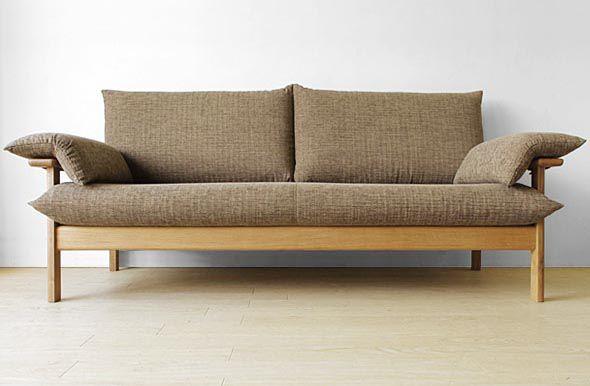 Lựa chọn Sofa gỗ tự nhiên cho phòng khách hiện đại
