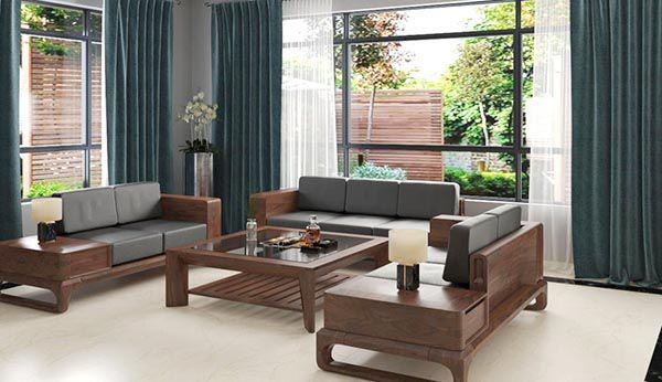 Nếu có thể bạn hãy mua 1 bộ sofa gỗ tại công ty uy tín để đảm bảo an toàn
