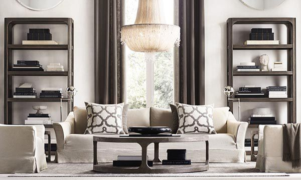 Những mẫu sofa gỗ sồi Nga đẹp nhất 2019_phong cách cổ điển