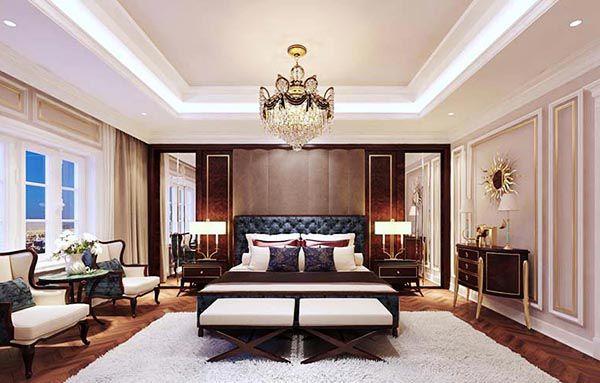 Phong cách thiết kế nội thất Luxury là gì và đặc điểm nổi bật - Nadu Furniture