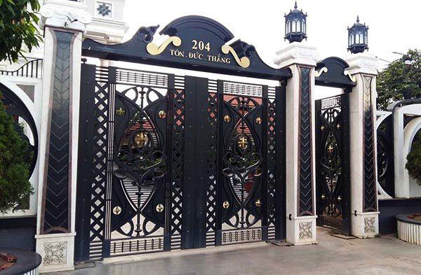 Thước lỗ ban cửa cổng- Các Kích thước cổng nhà theo thước lỗ ban chuẩn
