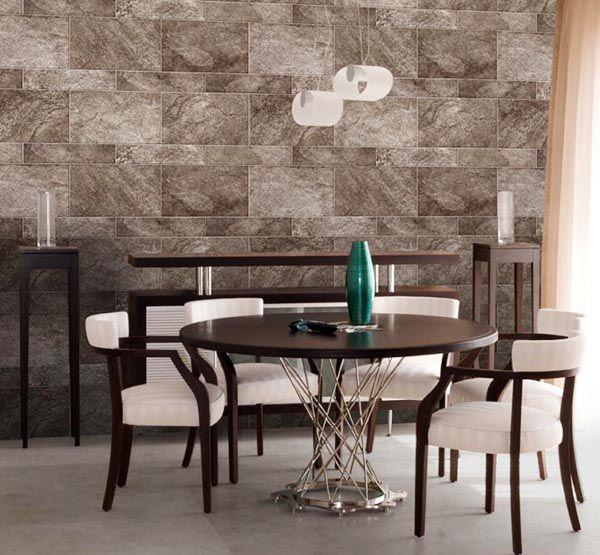 Giấy dán tường là gì - Những mẫu giấy dán tường 3d phòng khách đẹp