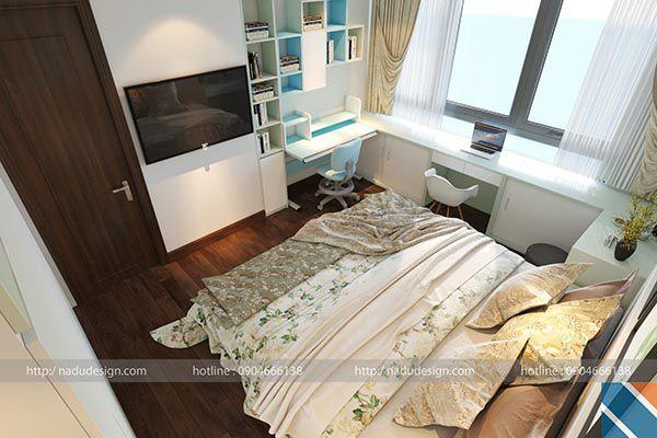 Nội thất gia đình phòng ngủ đẹp 4