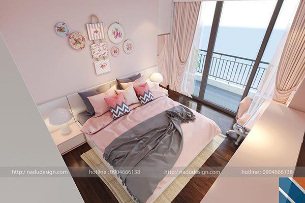 Nội thất gia đình phòng ngủ đẹp 5