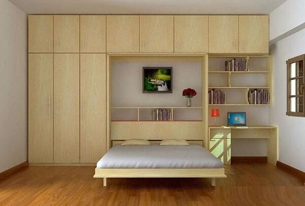 Nhà sử dụng nội thất thông minh
