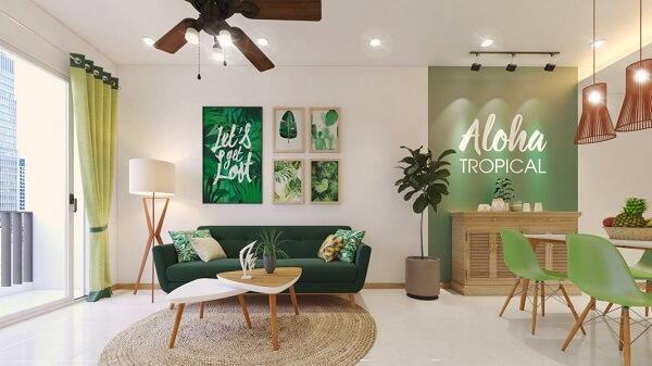 Phong cách thiết kế Aloha