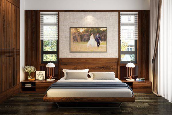 Vân gỗ đẹp là yếu tố quan trọng trong nội thất gỗ hiện nay