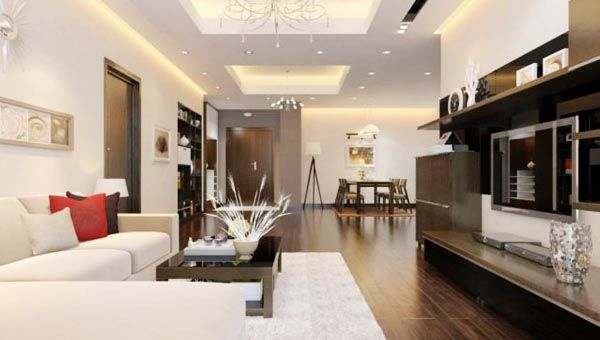 Xu hướng phong cách thiết kế phòng khách hiện đại đang hot nhất 2020