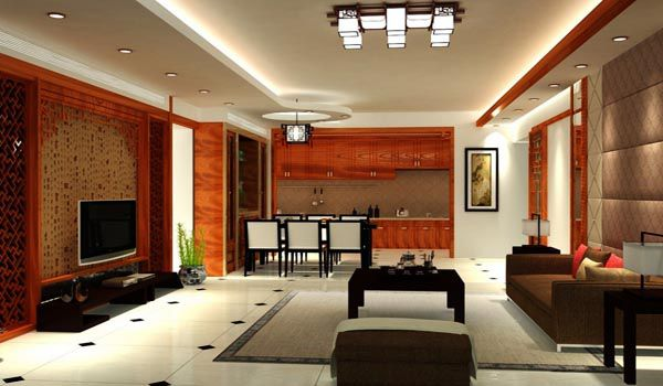 Xu hướng thiết kế phòng khách đẹp trẻ trung với những màu sắc nổi bật