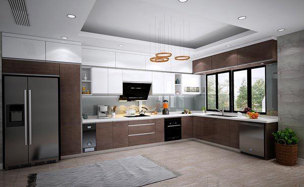 Huớng nhà bếp lý tưởng nhất phải là hướng Đông và Đông Nam