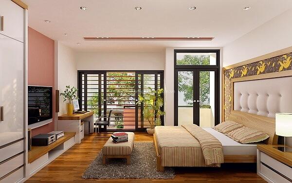 Lựa chọn thảm trang trí phòng ngủ Master