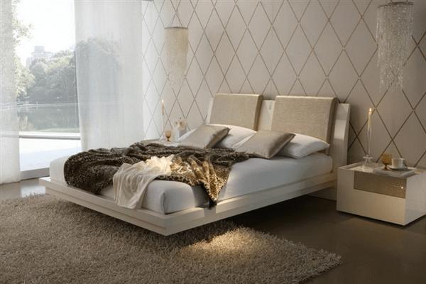 Thảm trải sàn phòng ngủ có nhiều mức giá khác nhau