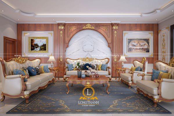 Chọn mẫu sofa đẹp là giúp không gian phòng khách thêm đẳng cấp