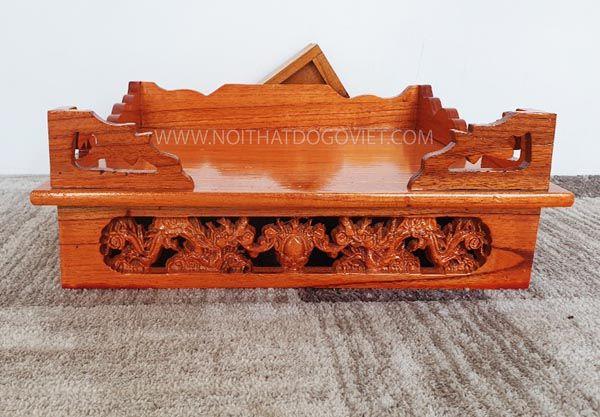 Kích thước bàn thờ treo tường chuẩn nhất